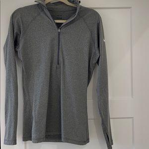 Jackets & Blazers - Nike half zip